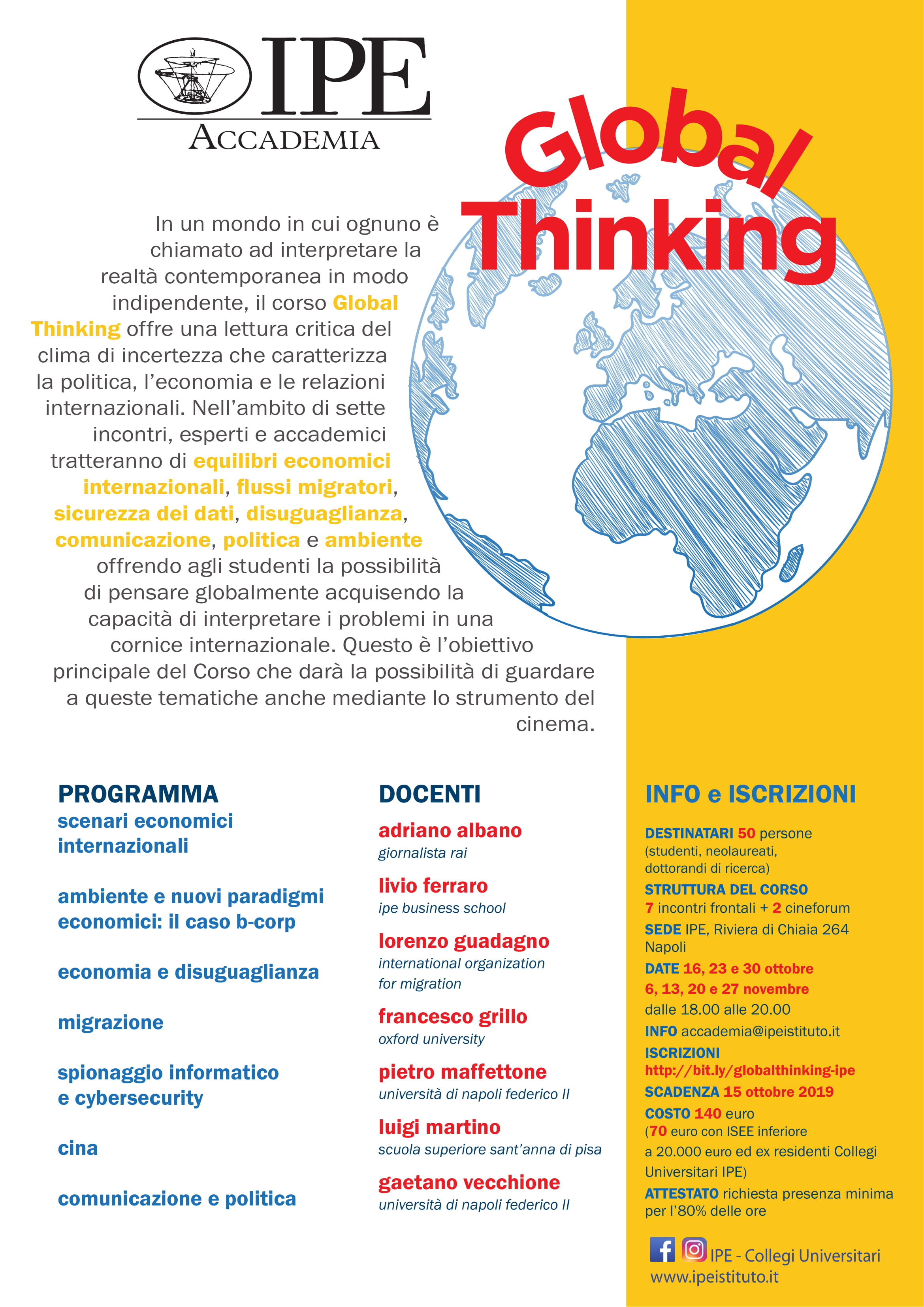 locandina global thinking 2020 1