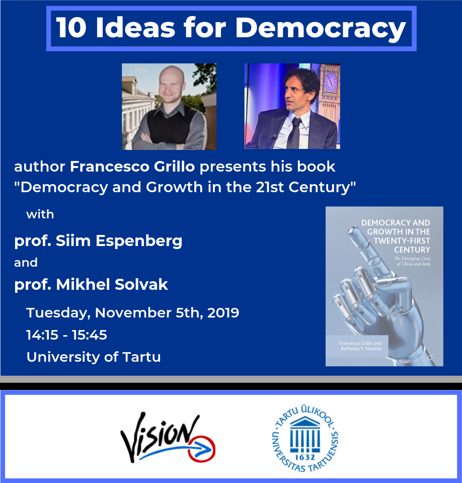 Tartu: 10 ideas for Democracy
