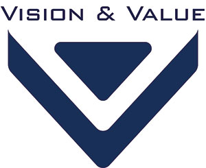vision and value logo